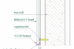 Bottom Closed Section Bar